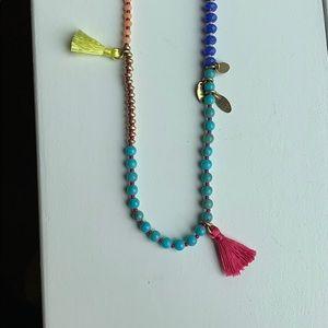 Multicolored J Crew Necklace